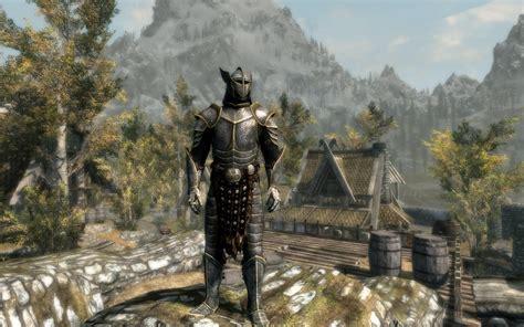 skyrim steel plate armor gilded steel plate armor at skyrim nexus mods and community