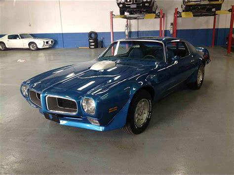 1971 Pontiac For Sale 1971 pontiac firebird trans am for sale classiccars
