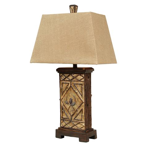 Chandeliers With Fans Rustic Table Lamps Pinecone Lodge Table Lamp Black Forest