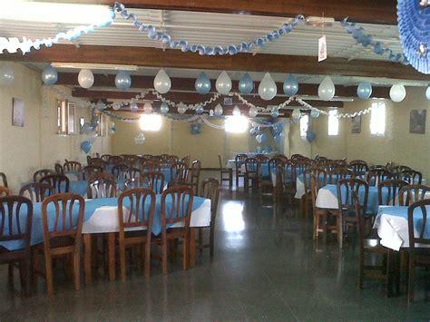 decorar salon bautizo como adornar un salon para bautizo con globos imagui