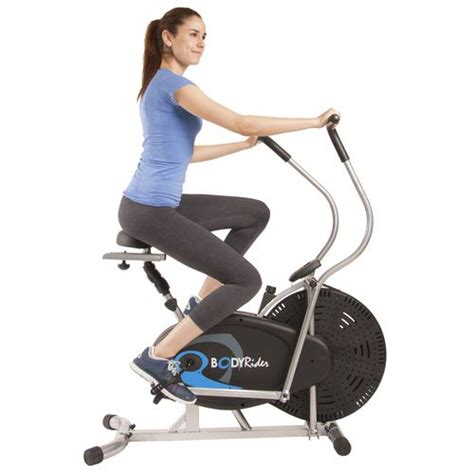 rider upright fan bike exercise bikes stationary bikes more academy