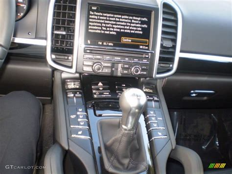 old car manuals online 2003 porsche cayenne transmission control 2012 porsche cayenne standard cayenne model 6 speed manual transmission photo 55979947