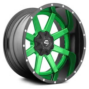 colored rims fuel 174 maverick 2pc cast center wheels any generic color