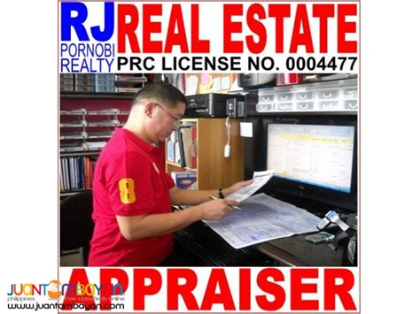 Mba Appraisal Services Inc by Prc Licensed Professional Real Estate Appraiser Appraisal