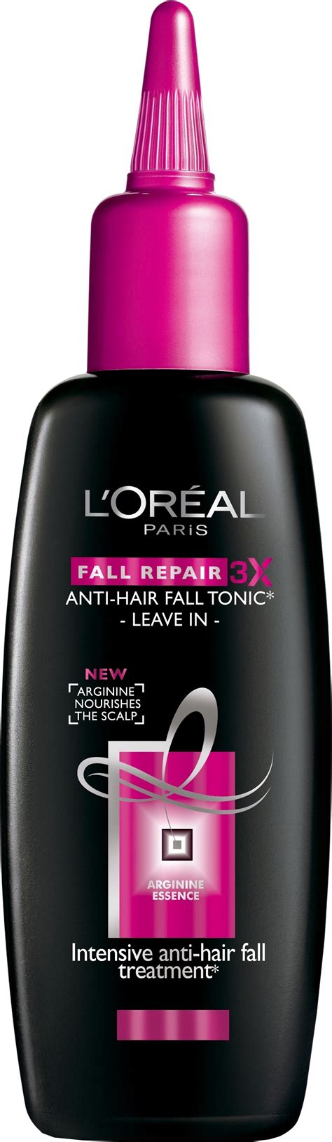 L 'Oreal Paris Fall Repair Anti-hairfall Tonic - Leave In ... L'oreal India