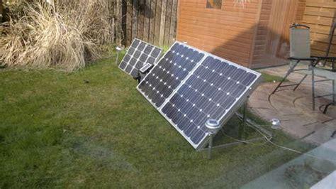 baton home appraiser photographs solar panel