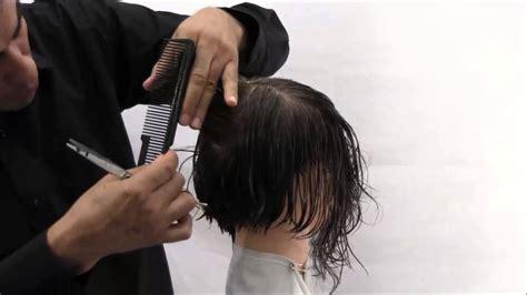 corte de dama corto youtube corte de cabello para dama bien corto youtube