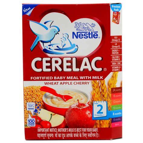 Cerelac Nestle nestle cerelac