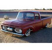 1964 Ford F 100 Custom Pro Street Hot Rod For Sale