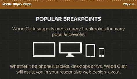 responsive grid layout generator 100 best new tools for web design and development