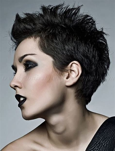 feminine mohawk 74 best my style images on pinterest pixie cuts hair
