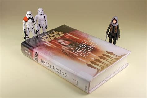 libro star wars rebel rising book review rebel rising swnz star wars new zealand