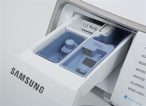 samsung front load washing machine detergent dispenser samsung wf50k7500aw washing machine consumer reports