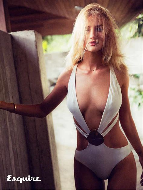 rosie huntington whiteley rosie huntington whiteley wears skimpy swimsuits for