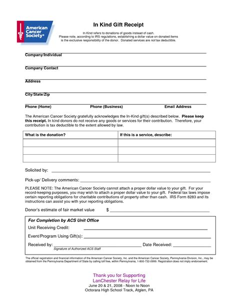 Cibc Bank Letterhead Templates Paper Donation Receipt Templates