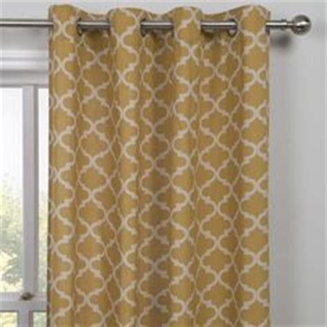 curtains 94 inch drop imperial mustard yellow eyelet luxury lined curtain grey