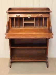 oak roll top bureau antiques atlas