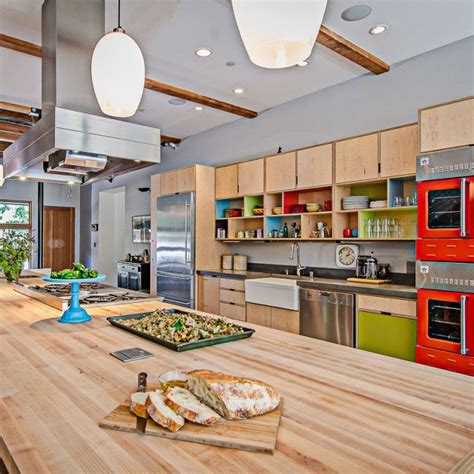 Custom Kitchen Cabinets Seattle Kerf Design Seattle Plywood Laminate Build In And Free Standing Kitchen