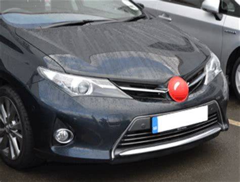 car nose hss honk your horns for toyota and nose day