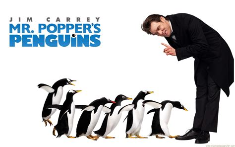 mr poppers penguins mr popper s penguins wallpaper 1920x1200 moviewallpapers101 com
