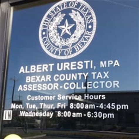 Tax Office San Antonio by Bexar County Tax Assessor Collector 21 Reviews Tax