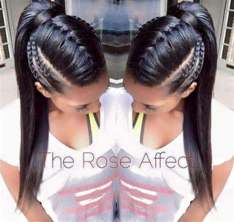 Ponytail Braid Hairstyles For Black Hair by 912 Best Kurzhaarfrisuren Hair Images On