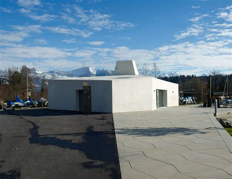 pavillon am see pavillon am see schmerikon schweizer baudokumentation