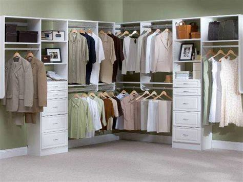 Walk In Closet Systems by Diy Closet Systems Will Make Your House A Comfortable Home