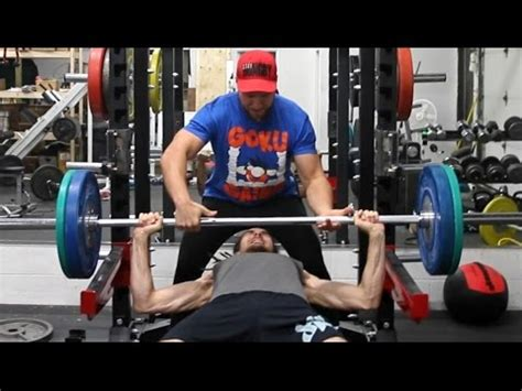 bench deadlift squat teaching louis to bench squat and deadlift youtube