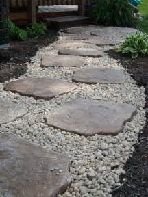 the river rock garden edging ideas interior