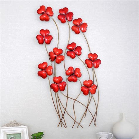 Handmade Wall Decoration - modern home decoration metal wall made creative