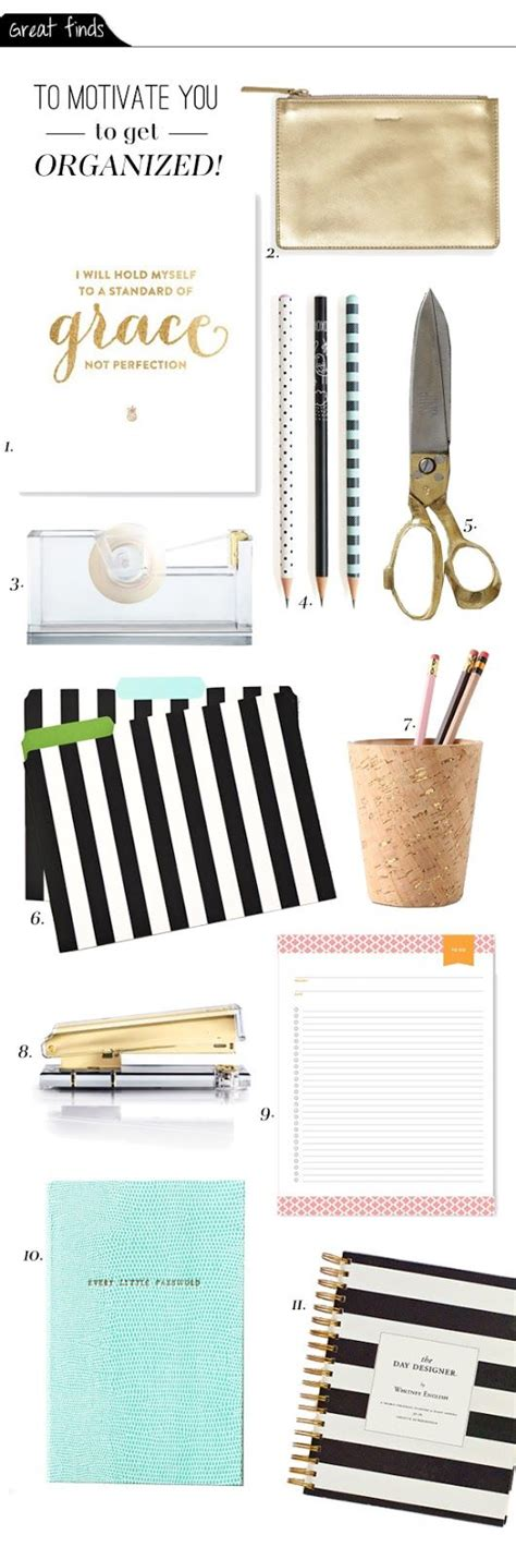 Preppy Desk Accessories Miss A Preppy Desk And Everything On Pinterest