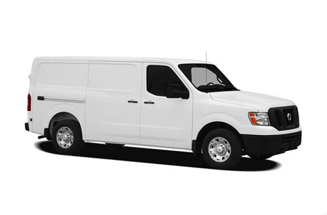 nissan work van 2012 nissan nv cargo price photos reviews features