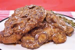 pork chops smothered pork chops dishin with di cooking show recipes cooking videos