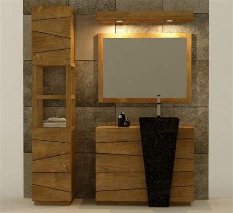 Achat Vente Meuble de salle de bain Rhodes WALK   Meuble