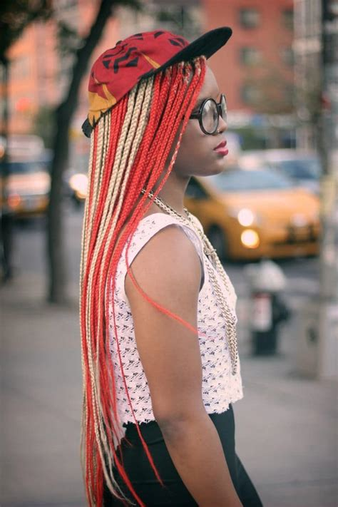 20 epic blonde red burgundy box braids to try 20 epic blonde red burgundy box braids to try