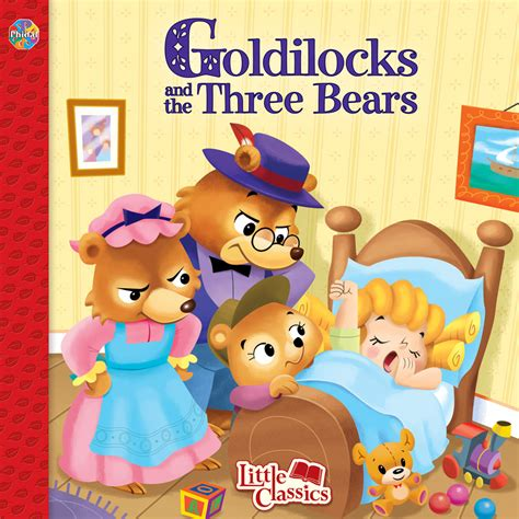 Goldilock Sticker Book by Goldilocks And The Three Bears Phidal