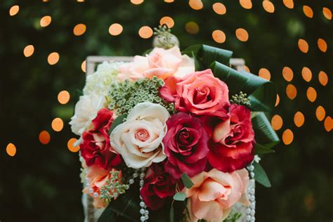 samantha + emmanuel, santa monica wedding » hom