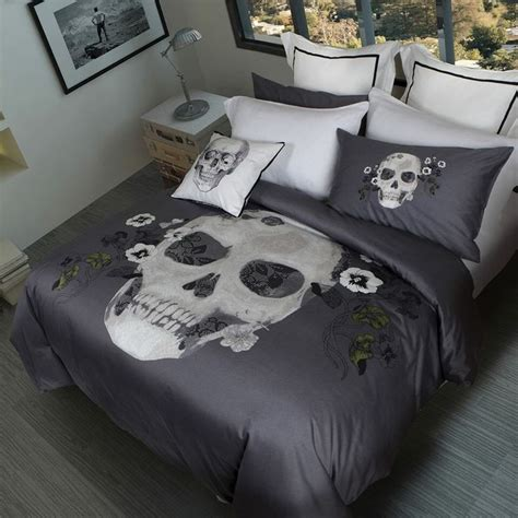 skull bedroom curtains calavera colcha skulls pinterest bedrooms stuffing