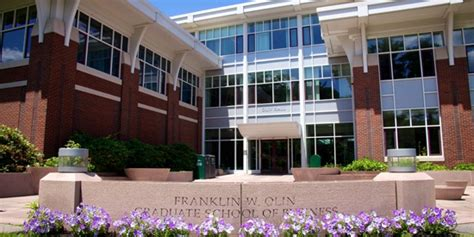 Babson Tuition Mba by Babson College S F W Olin Graduate School Of Business