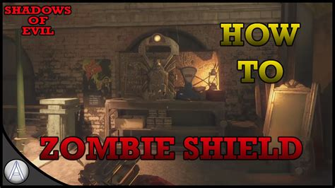 zombie shield tutorial black ops 3 how to zombie shield black ops 3 zombies shadows of