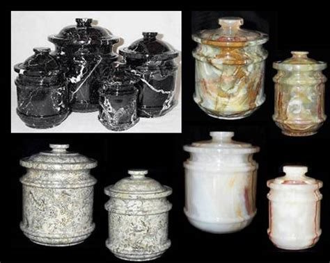 Marble Kitchen Jars Marble Kitchen Canisters Kitchen Canister Sets