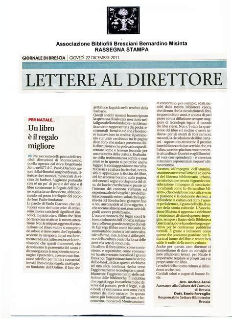lettere al direttore giornale di brescia admin misinta