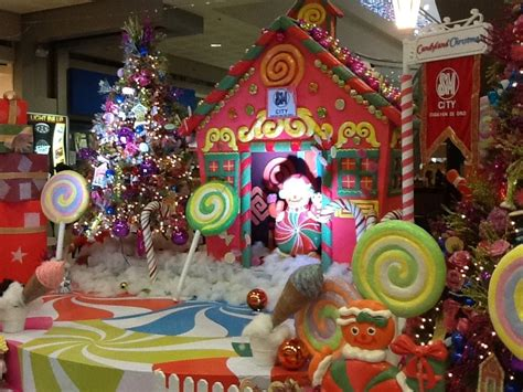 photo sm city cdo launches candyland christmas wowcdo com