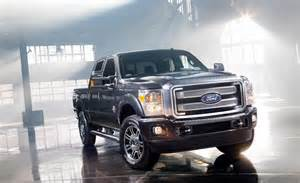Ford Platinum Car And Driver