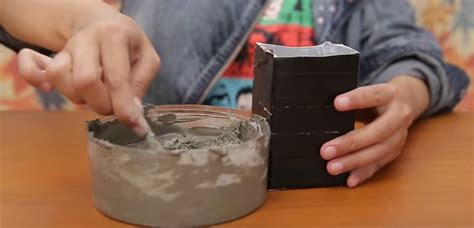 Teh Gelas Kemasan Kotak membuat pot dari botol bekas workspace99