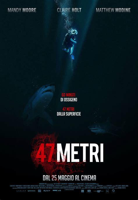 film horror 2017 ita 47 metri film 2017