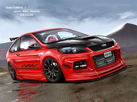 Cars St free cars hd wallpapers ford focus st hd walpapers