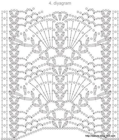 Chart Pattern Pinterest | crochet motif chart pattern stitch crochet pattern