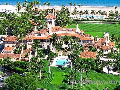 trump home address exclusive photos of donald trump s giant palm beach estate